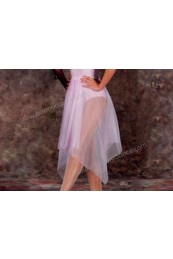 Falda Ballet de Gasa con Picos
