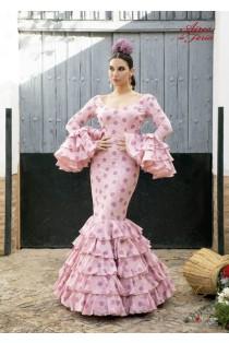 Traje Flamenca Bécquer