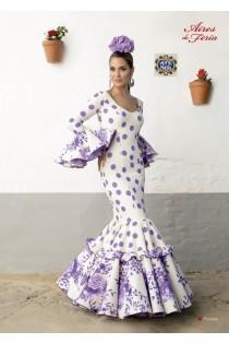 Traje Flamenca Picasso