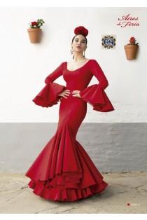 Traje Flamenca Marina