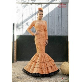 Traje Flamenca Albero