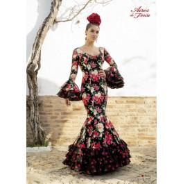 Traje Flamenca Gala