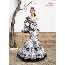 Traje Flamenca Zaida