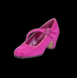 Zapato Baile Semiprofesional Mod 252