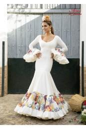 Traje Flamenca Angela