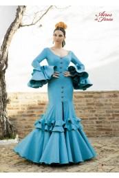 Traje Flamenca Roldana