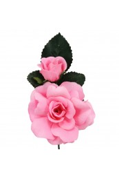Flor flamenca mod. Rosita Bebe (Varios Colores)