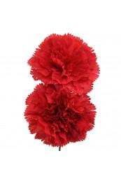 Flor Flamenca mod. Clavel de dos Flores