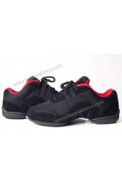 Sneaker ante-lona sin cámara de aire, color Negro