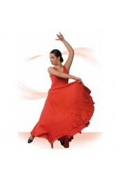 Falda Flamenco Canesu Entallada a la Cadera
