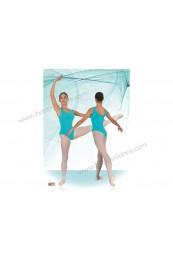 Maillot de Ballet Clásico de Tirante Fino