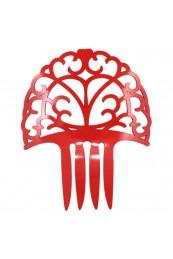 Peineta ó peina flamenca con enrejado (Varios Colores)