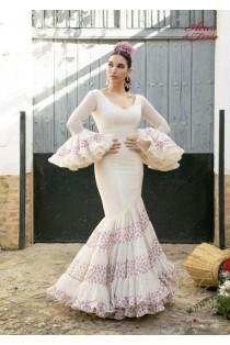 Traje Flamenca Machado