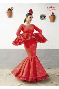 Traje Flamenca Juana