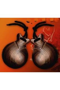 Castañuelas de Granadillo Marrón
